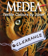 Clearance: 10% off Medea Textile