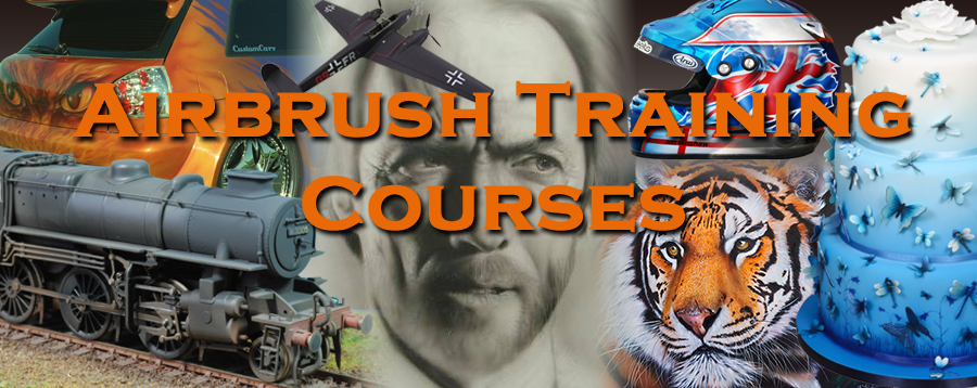 Airbrush Company Training Courses