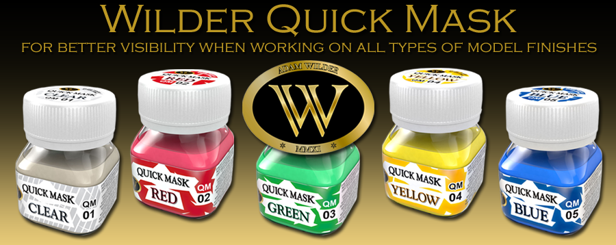 New Wilder Quick Mask available in 5 colours